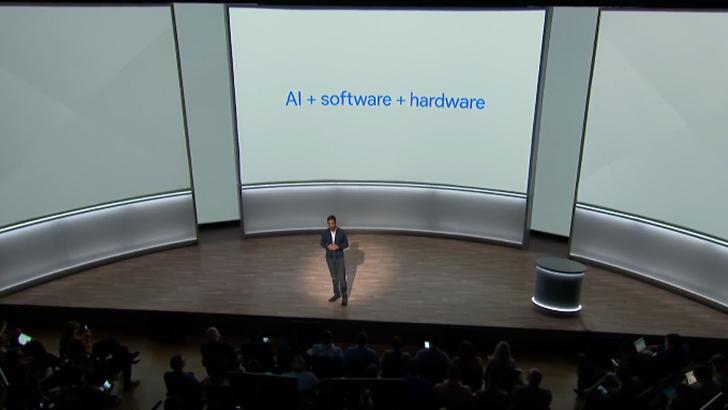 Made by Google-software and hardware фото с мероприятия