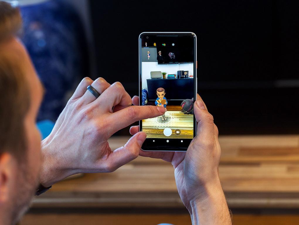 Новые смартфоны Google Pixel-работа камеры