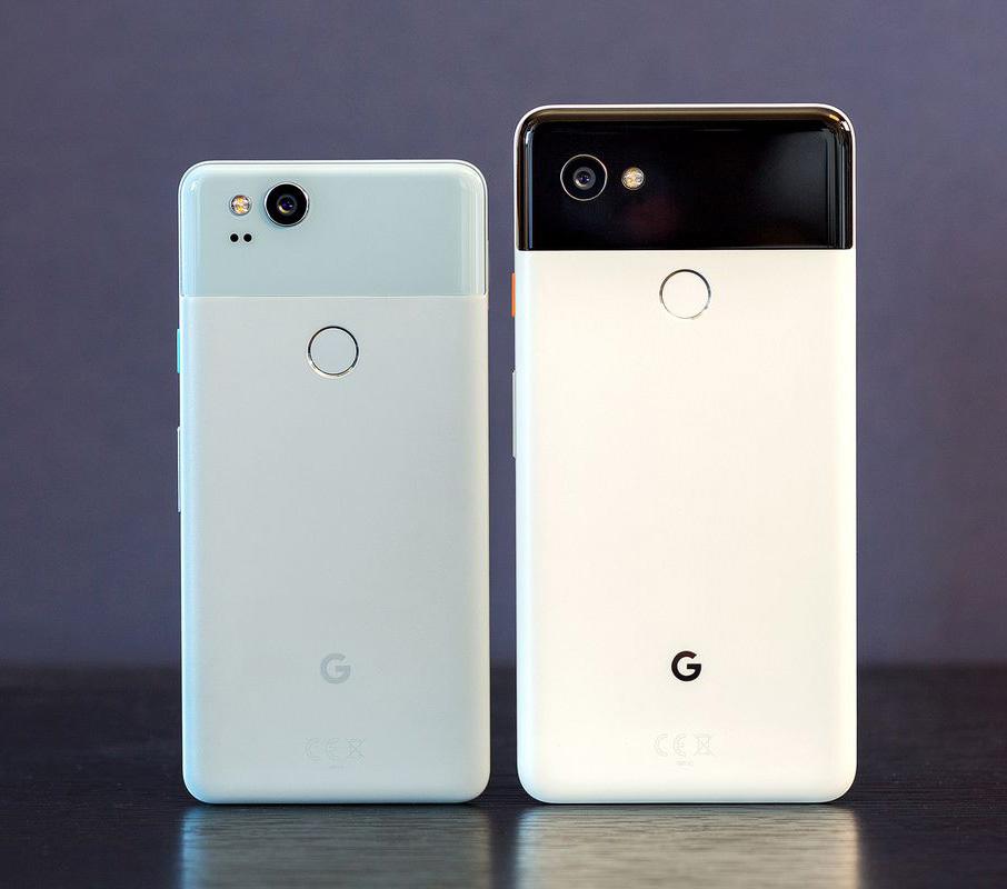 Новые смартфоны Google Pixel-сравнение