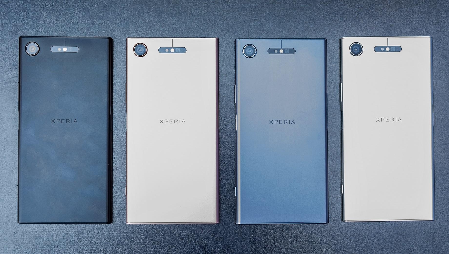 Обзор смартфона Sony Xperia XZ1 - дизайн