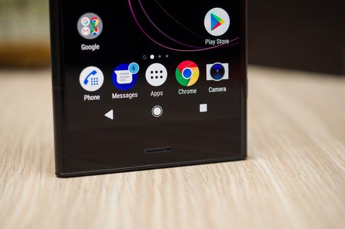 Обзор смартфона Sony Xperia XZ1 – качество звонков
