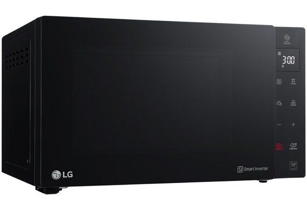 Обзор современных микроволновок - микроволновка для разогрева LG