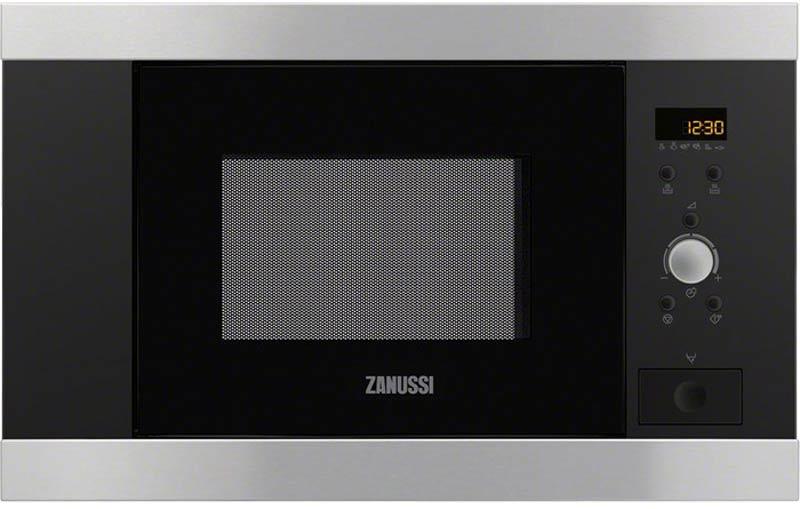 Обзор современных микроволновок - встраиваемая микроволновка Zanussi