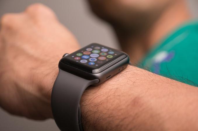Обзор умных часов Apple Watch Series 3 – дисплей