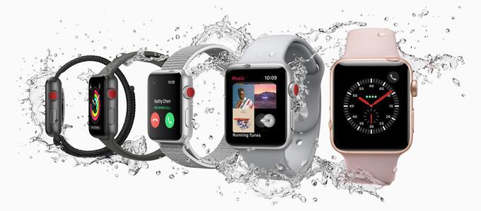Обзор умных часов Apple Watch Series 3 – дизайн (2)