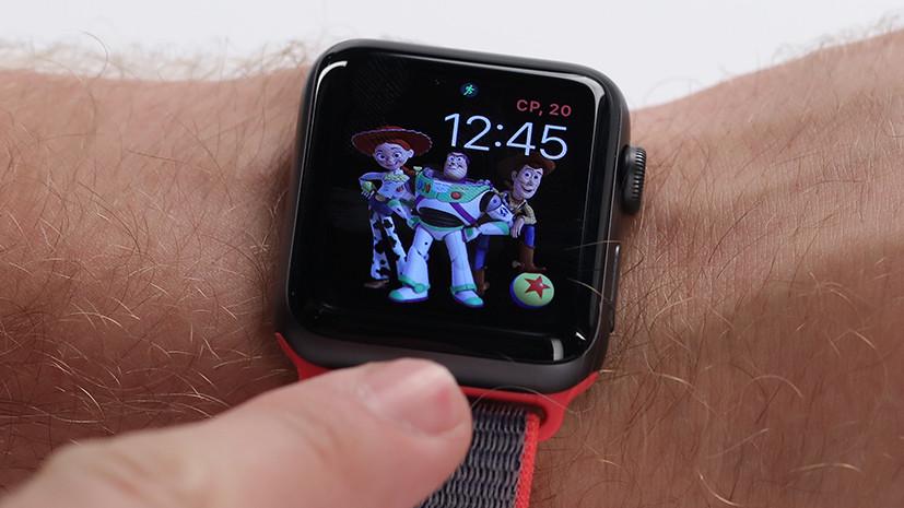 Обзор умных часов Apple Watch Series 3 – интерфейс и функциональность (2)