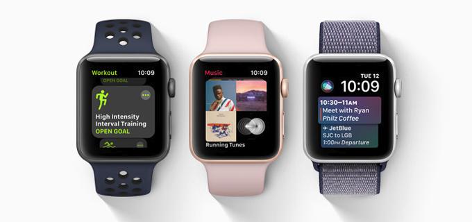 Обзор умных часов Apple Watch Series 3 – интерфейс и функциональность