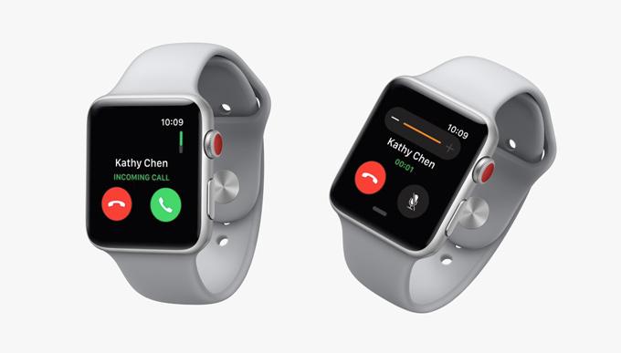 Обзор умных часов Apple Watch Series 3 – качество звонков