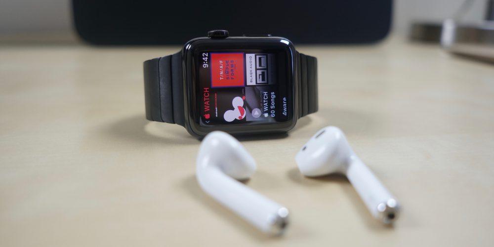 Обзор умных часов Apple Watch Series 3 – мультимедиа