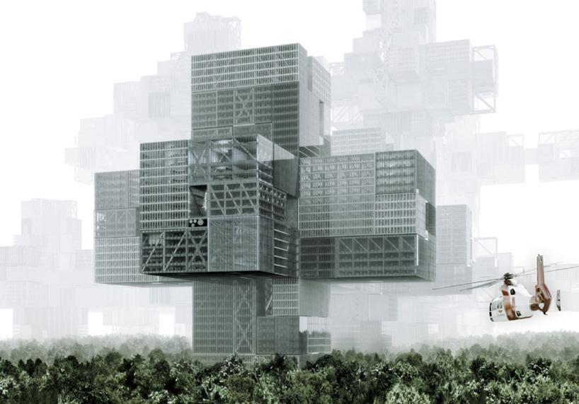 Папка «Фото», Города будущего - реализованные и перспективные проекты – 3D-города.