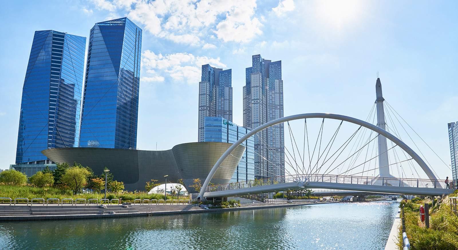 Папка «Фото», Города будущего- реализованные и перспективные проекты – Сонгдо.