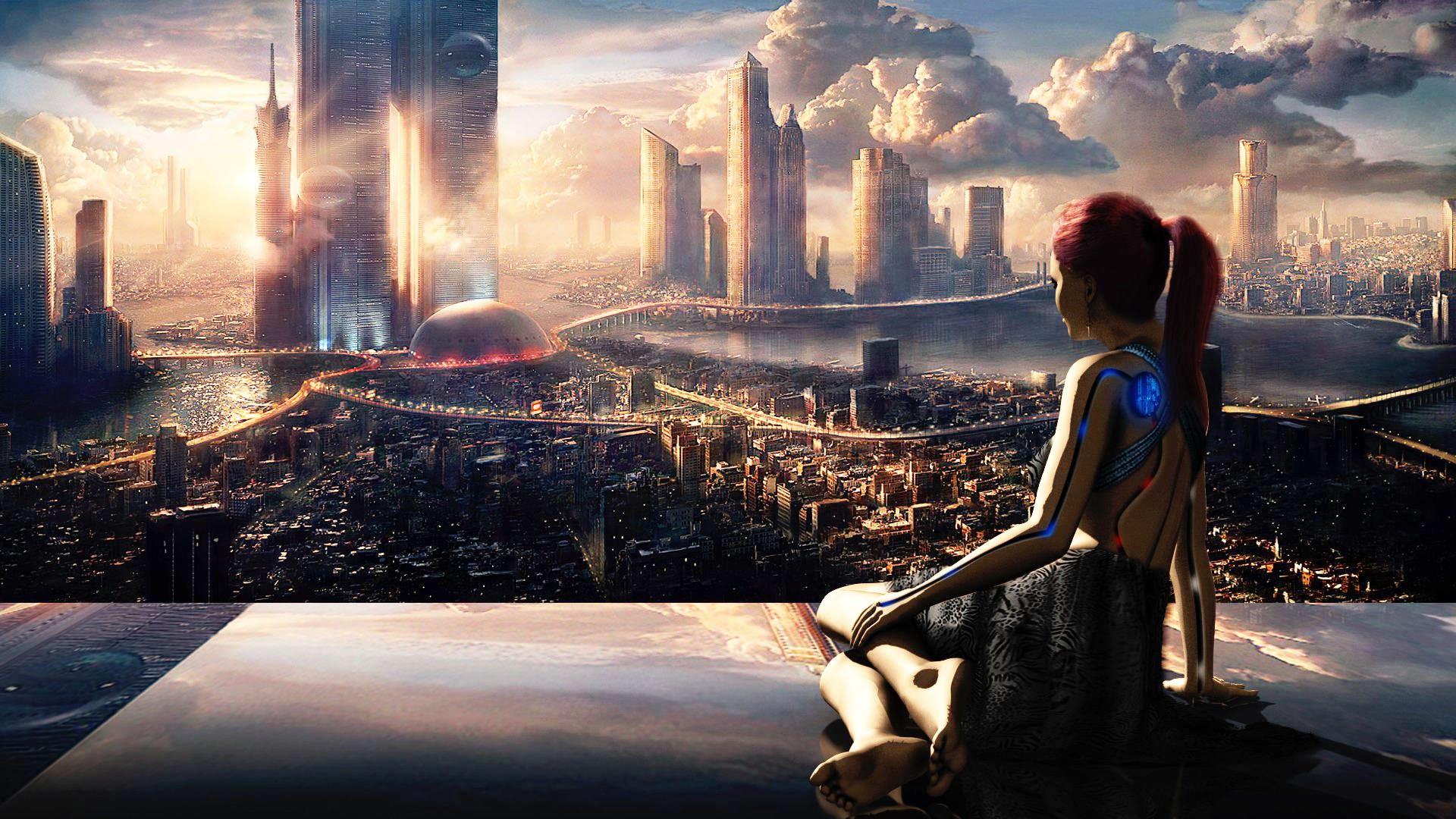 Папка «Фото», Города будущего-реализованные и перспективные проекты – будущее.