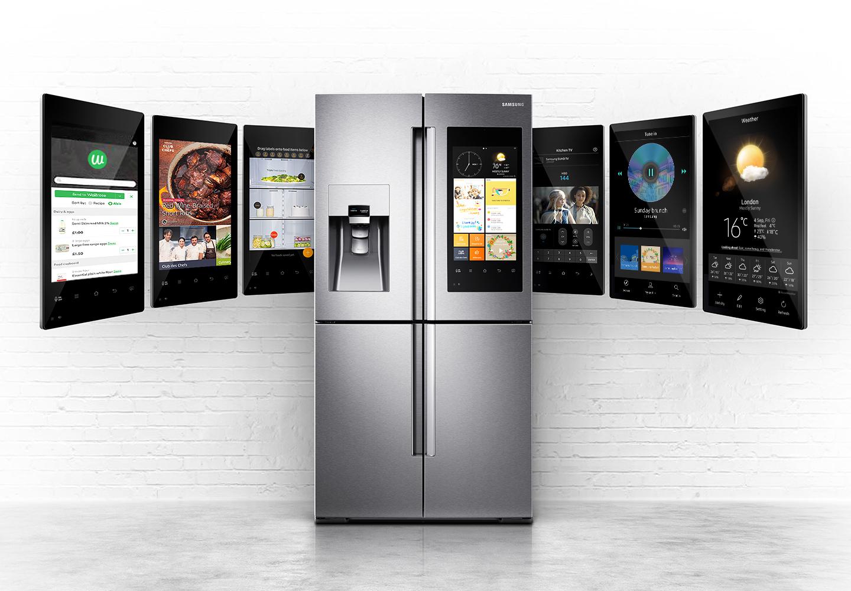 Папка «Фото»_ Бытовая техника на CEE 2017 - новые помощники для дома – Samsung Family Hub.