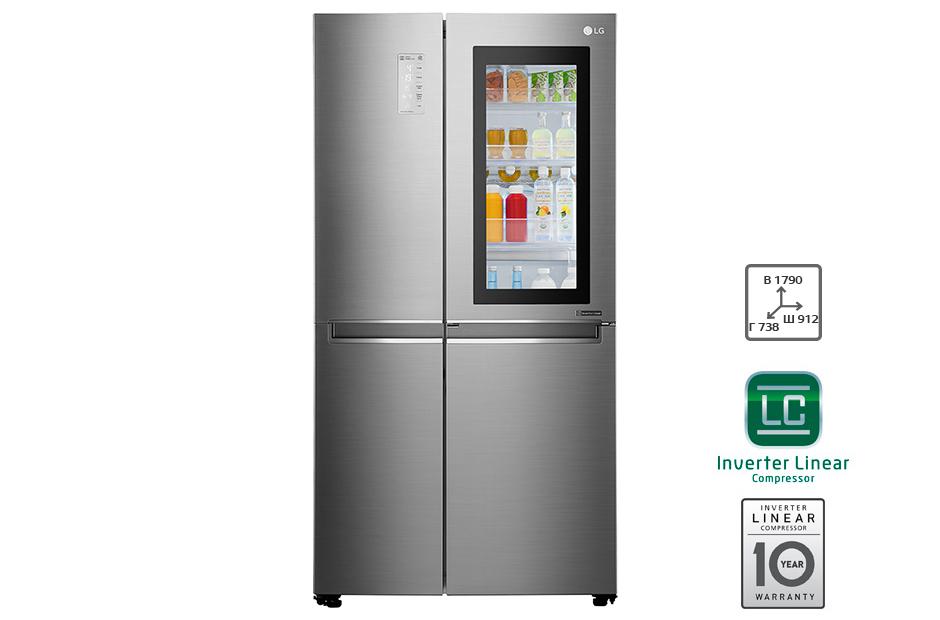 Папка «Фото»_ Бытовая техника на CEE 2017 - новые помощники для дома – холодильник GC-Q247CABV.