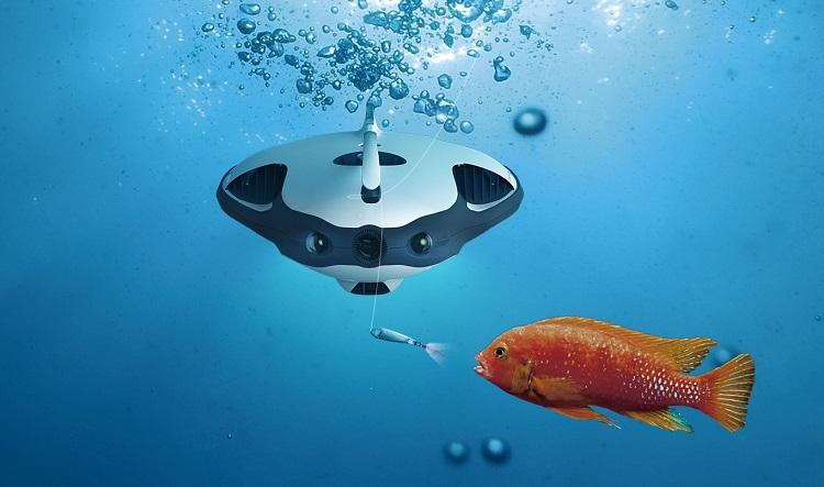 Папка «Фото»_ По следам CEE 2017- самые интересные цифровые новинки – Подводный дрон.