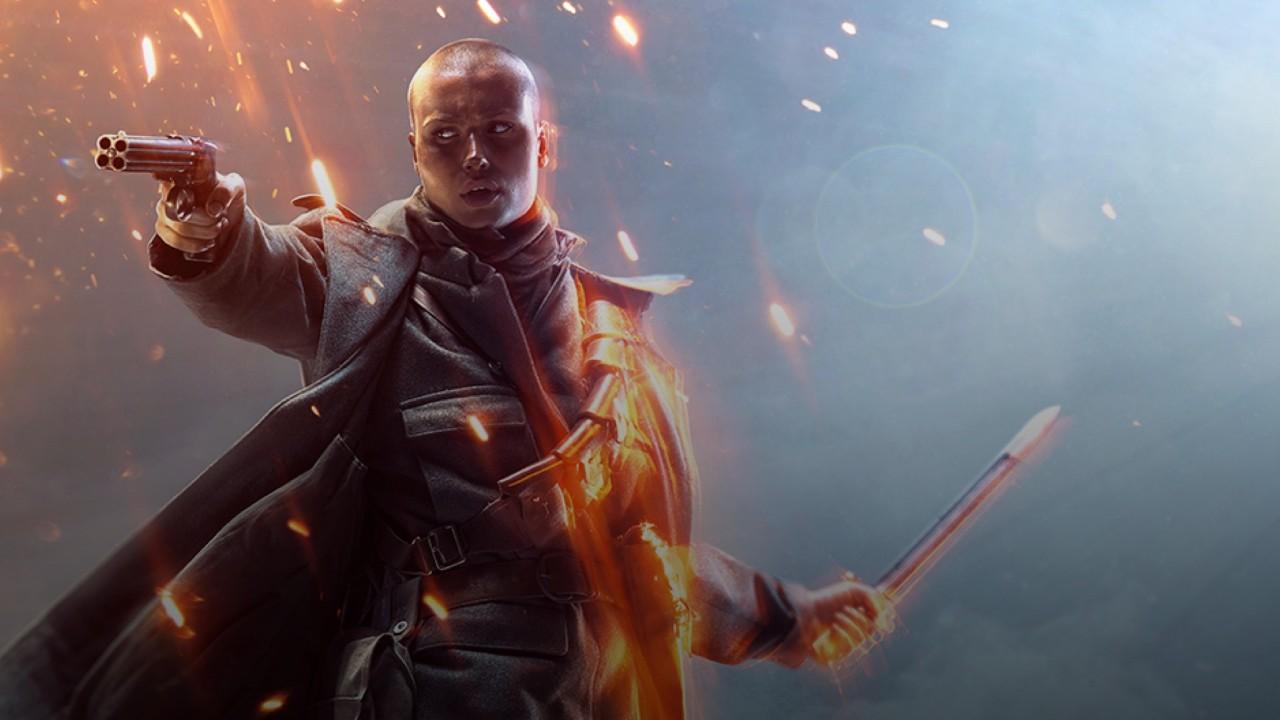 Папка «Фото»_ Все для геймеров! Обзор бестселлеров и ожидаемых игровых новинок – Battlefield 1.