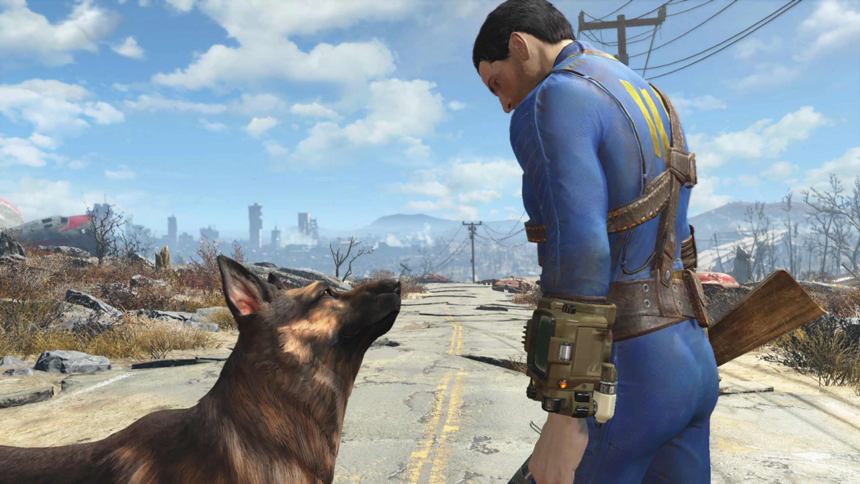 Папка «Фото»_ Все для геймеров! Обзор бестселлеров и ожидаемых игровых новинок – Fallout 4.