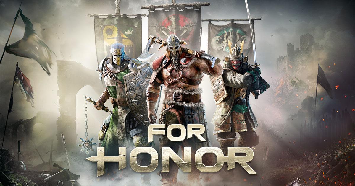 Папка «Фото»_ Все для геймеров! Обзор бестселлеров и ожидаемых игровых новинок – For Honor.