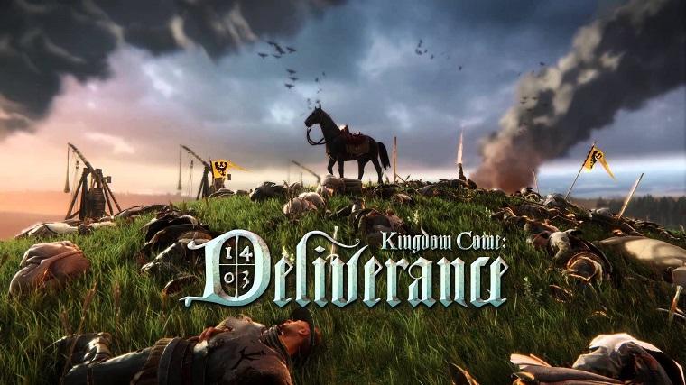 Папка «Фото»_ Все для геймеров! Обзор бестселлеров и ожидаемых игровых новинок – Kingdom Come Deliverance.