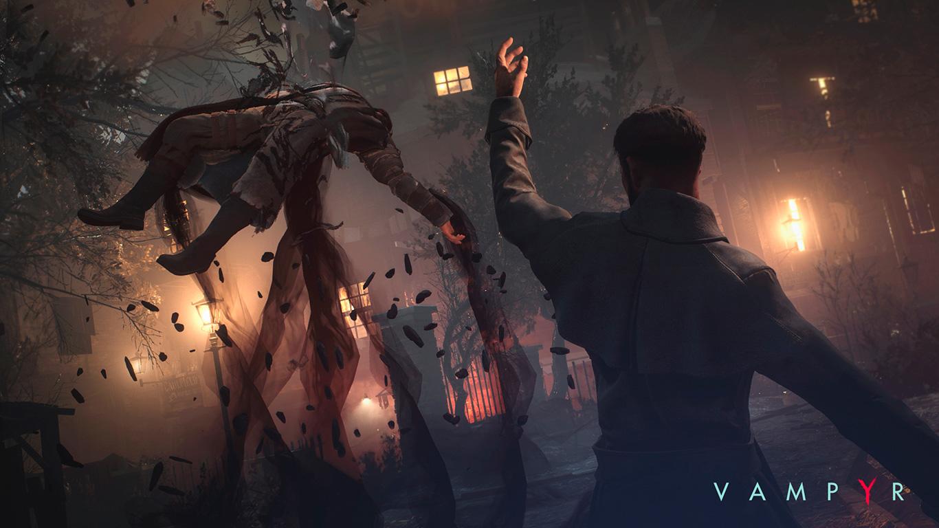 Папка «Фото»_ Все для геймеров! Обзор бестселлеров и ожидаемых игровых новинок – Vampyr.