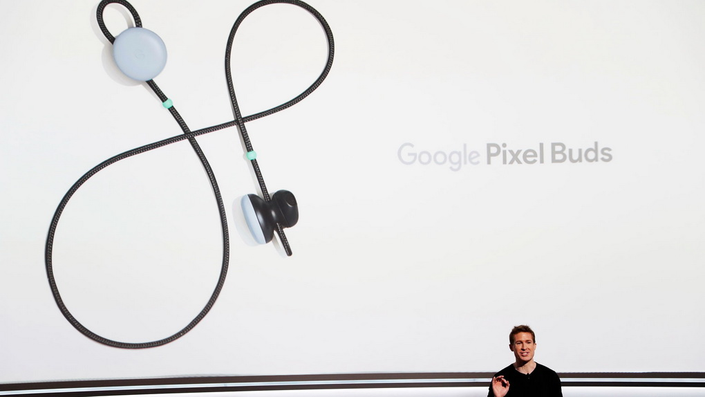 Pixel Buds-photo