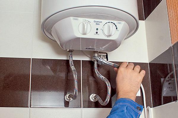 Правила слива воды из водонагревателя - ремонт водонагревателя