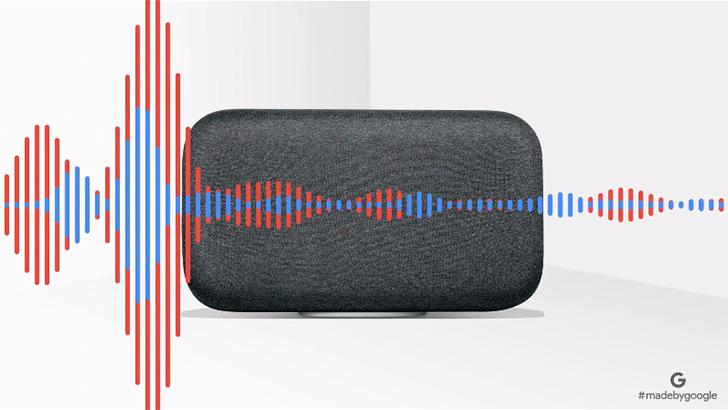 Smart Sound-Google Home Max