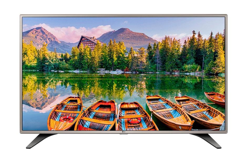 ТОП-10 лучших доступных телевизоров - LG 32LH533V
