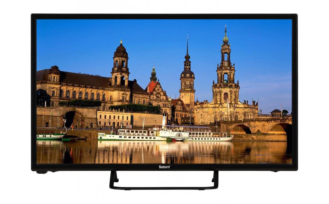 ТОП-10 лучших доступных телевизоров - Saturn LED32HD800UST2