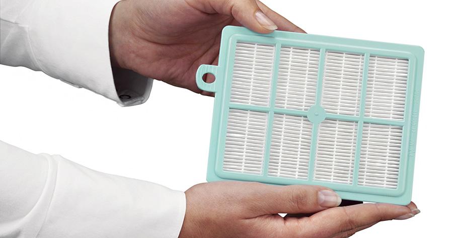 Выбор пылесоса исходя из основных характеристик - фильтр пылесоса