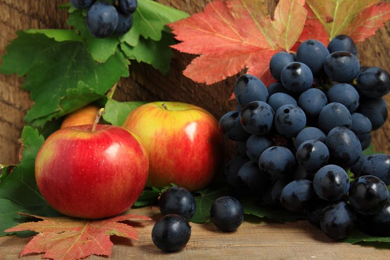 Яблучно-виноградний сік