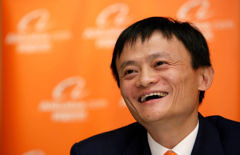 Джек Ма, Alibaba Group