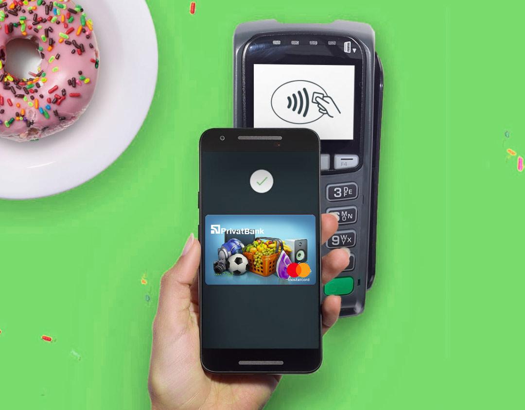 Android Pay-как добавить карту украинского банка