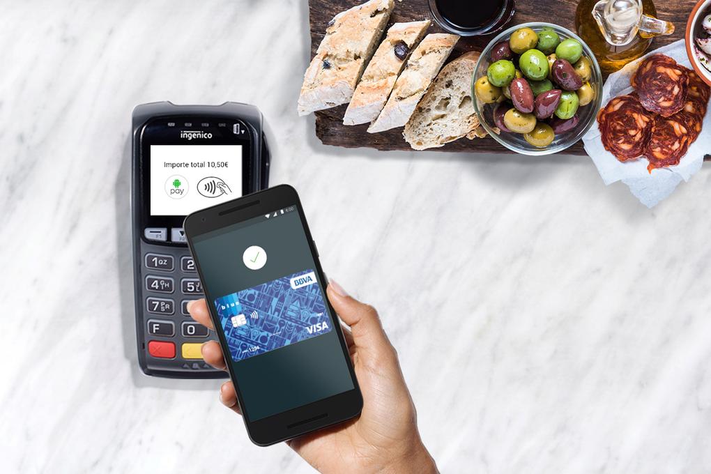 Android Pay-теперь в Украине