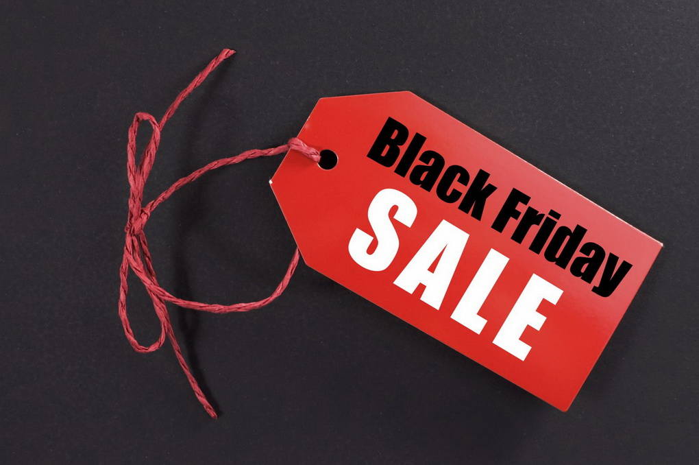Black Friday-большая распродажа