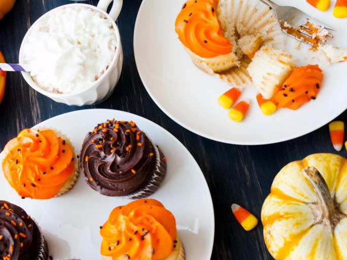 Десерты из тыквы-фото