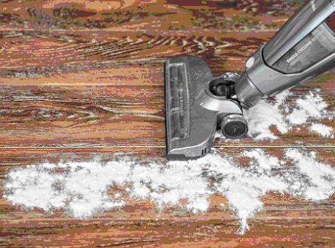 Для чего нужна турбощётка для пылесоса_Для турбочистоты - турбощётка убирает паркет
