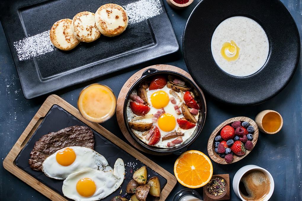 Доброе утро-завтрак