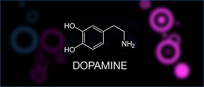 Дофамин-краски жизни и мотивация
