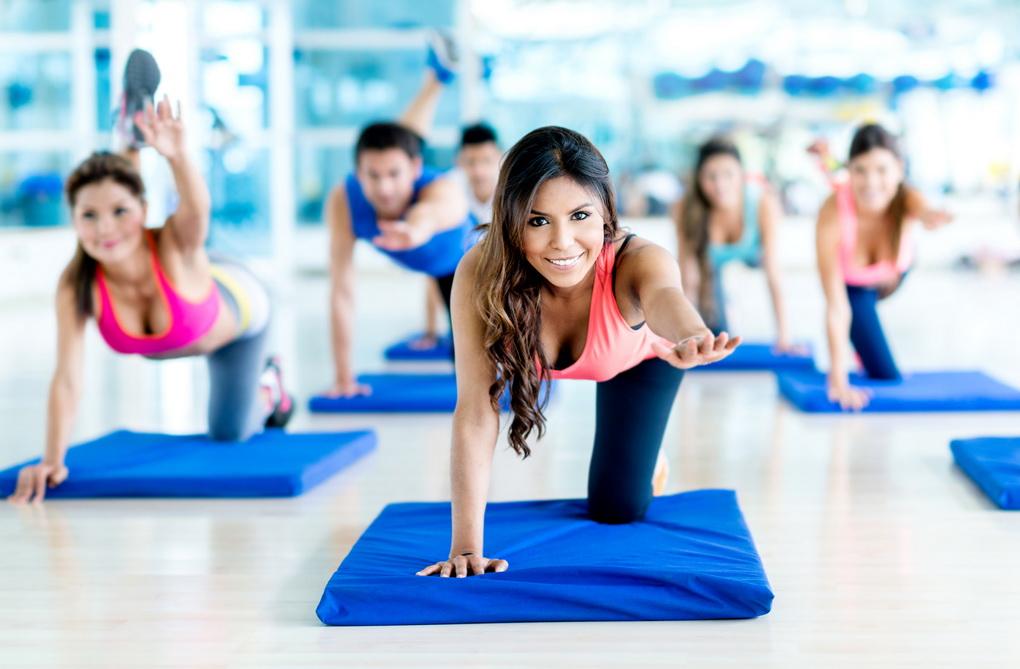 Фитнес-для здоровья