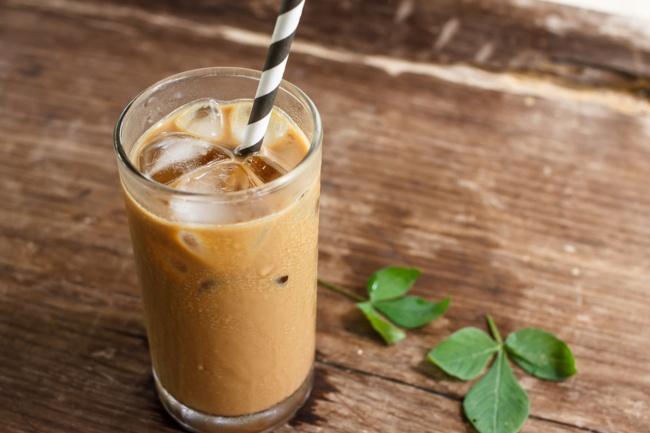Фраппе Греция-холодный кофе