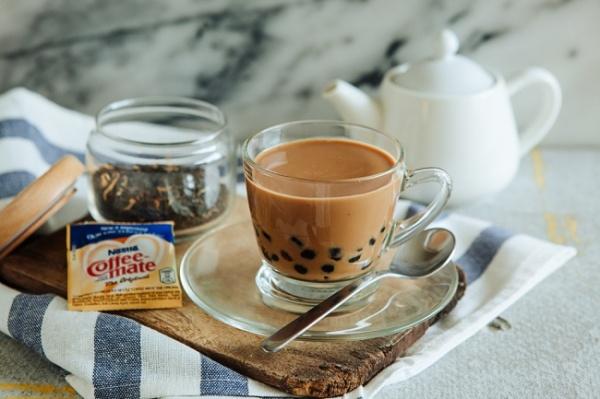 Гонконг-кофе с чаем
