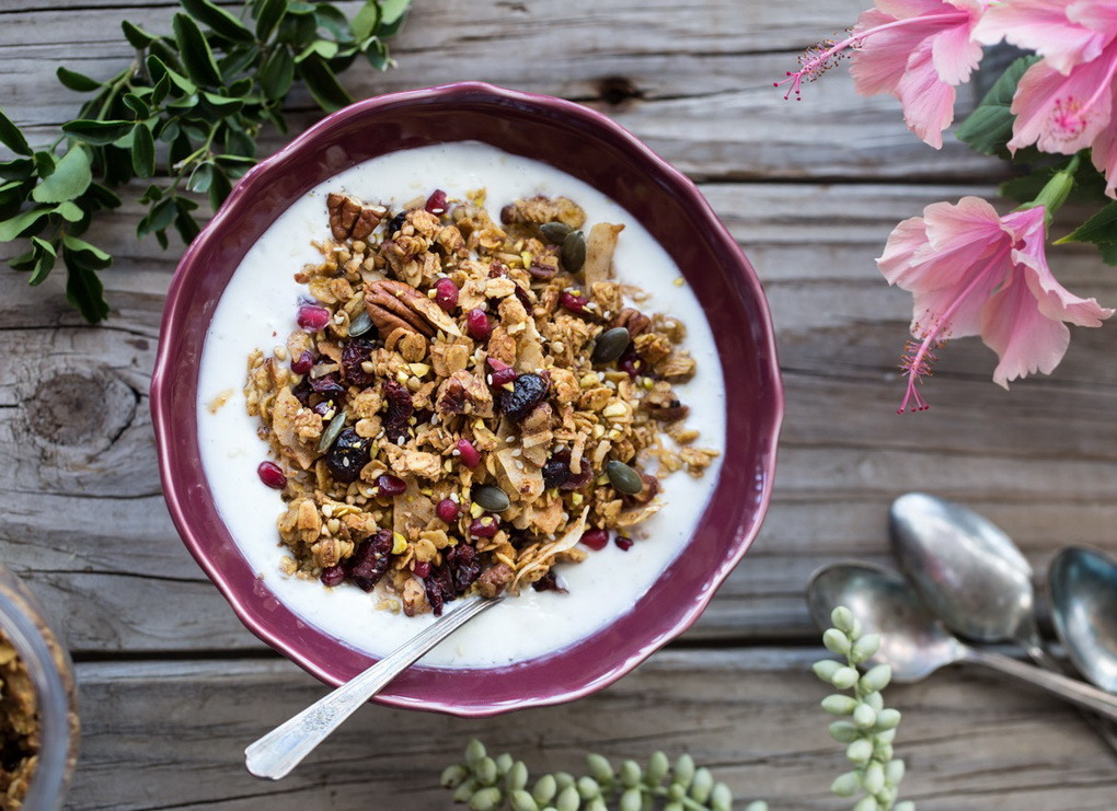 Гранола-на завтрак