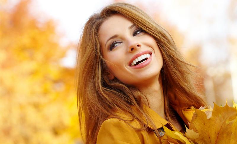 Искренняя улыбка-фото