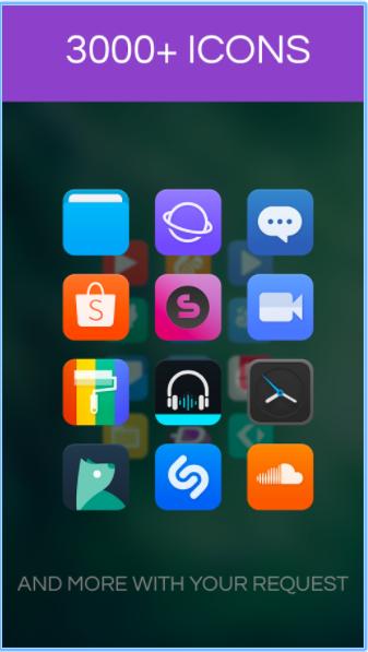 Как превратить Android-смартфон в iPhone X - MyUI 5 - Icon Pack для Android