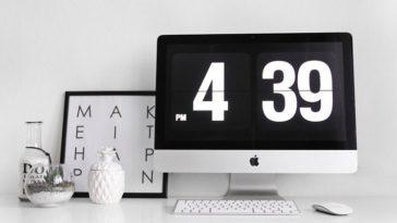 Как сделать так, чтобы Mac проговаривал время вслух