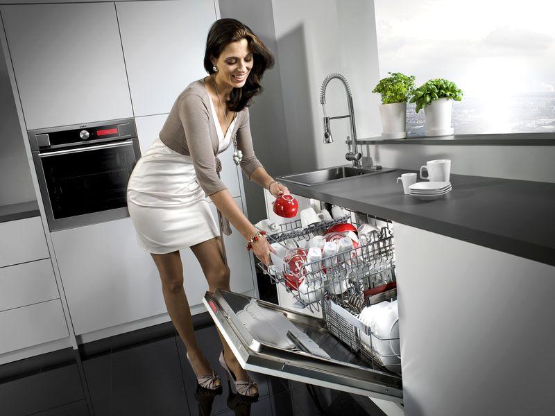 Как выбрать посудомоечную машину которая работает эффективно и экономично - полная посудомойка