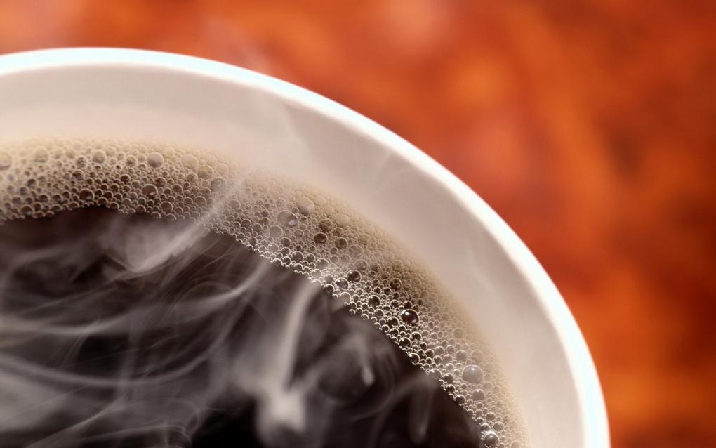 Кофе-крупный план