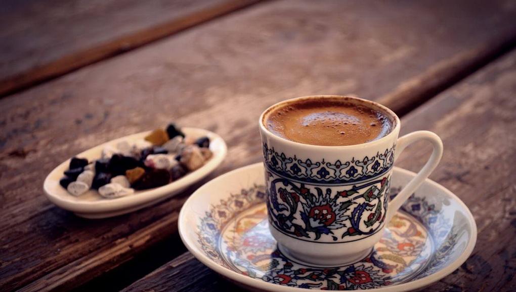 Кофе-по-турецки