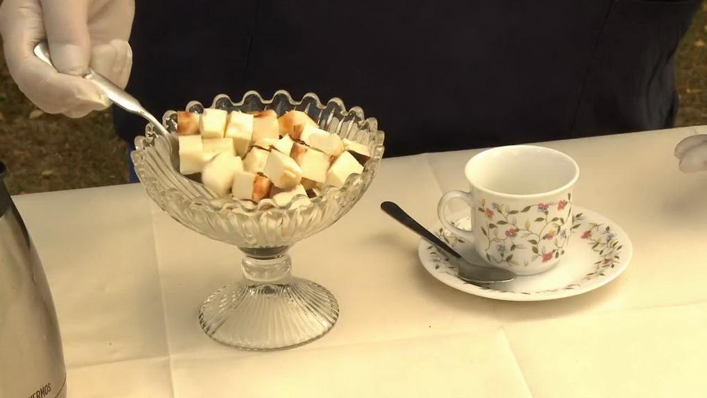 Лапландский кофе-c сыром фото 1